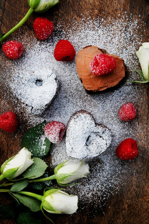 Bakelyst Valentinesday Raspberry Brownies 1
