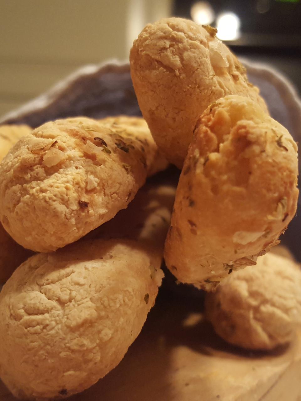 Glutenfrie brødpinner