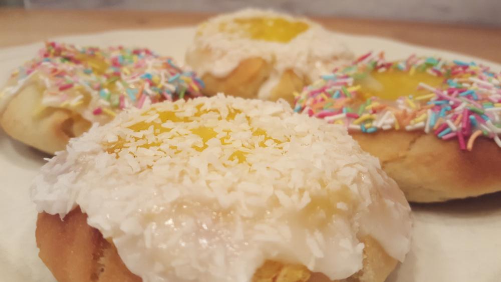 Gluten- og melkefrie skolebrød