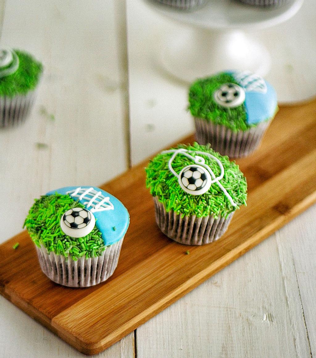 Fotballmuffins